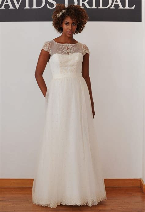 Fall 2014 Wedding Dresses for Second Time & Older Brides