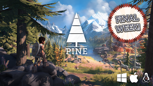 Pine - An action adventure game that adapts to you