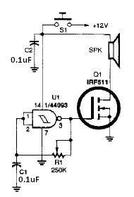 horn circuit