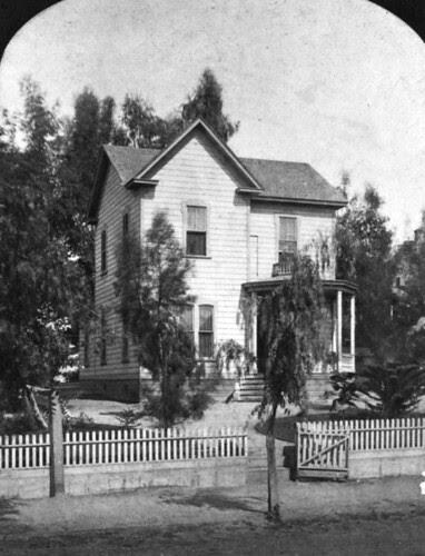 L.A. Home Of Judge Robert M. Widney