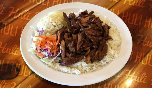 Hawaiian Food | Ron's Island Grill | Restaurants in Eugene, OR