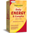 Enzymatic Therapy Daily Energy B Complex, Capsules - 30 count