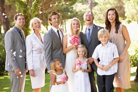 5 Ways to Keep Your Divorced Parents Happy on Your Wedding Day - Chandler's Gardens