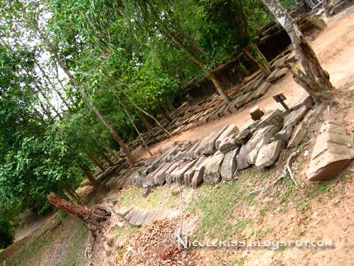 unidentified stone at ta prohm