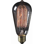 Vintage Clear Marconi S21 Bulb