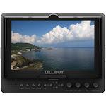 "665 7"" Camera-top Hdmi White Led Field Monitor, 1024x600"