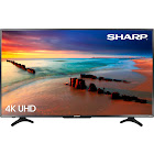 "Sharp LC 50LBU591U - 50"" LED Smart TV - 4K UltraHD"