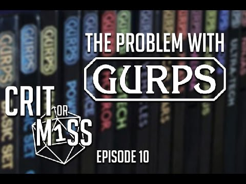 The Problem with GURPS (a response)