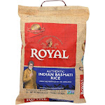 Royal Oak Basmati Rice - 10 Lb