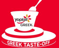 Yoplait Greek Yogurt Taste Off Kit FREE Yoplait Greek Yogurt Taste Off Kit