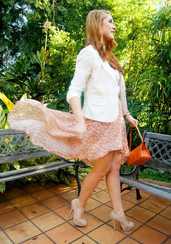 Asymmetrical skirt by The Joy of Fashion (3)