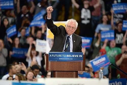 Say Anything: Sanders and the Lesser Evil Mantra