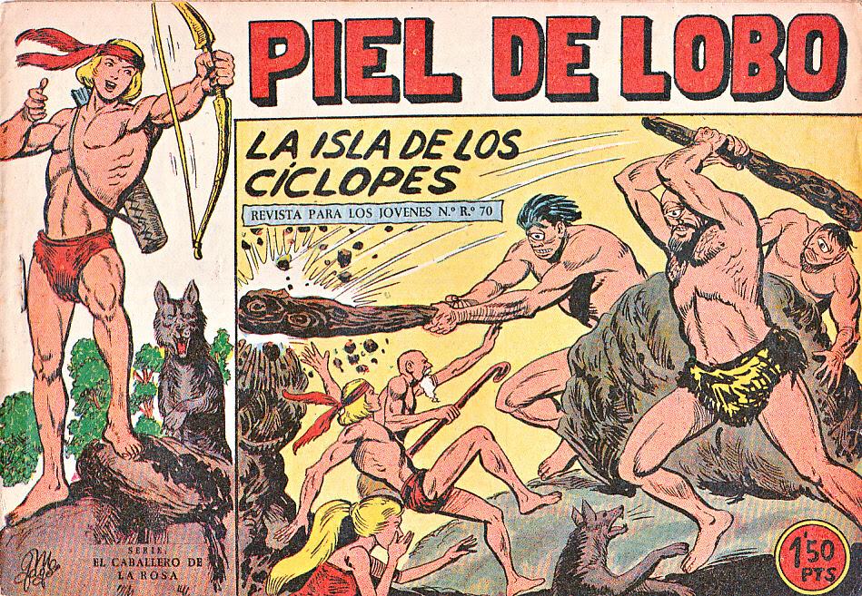 Manuel Gago - Piel de Lobo 7