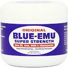 Blue-Emu Original Super Strength Pain Relieving Cream - 4 oz jar