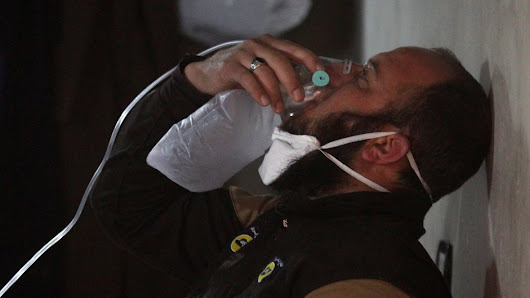 'Clearly a war crime': International community denounces chemical attack in Syria but fails to act