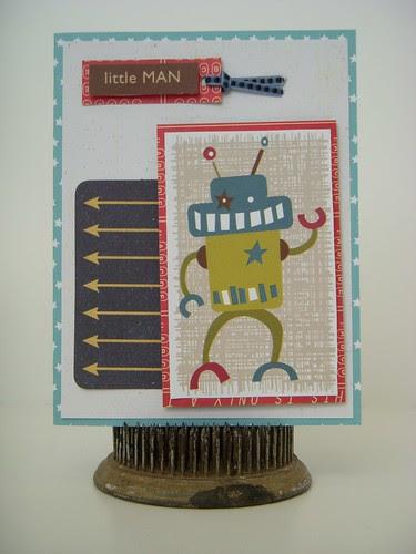 Little Man Card