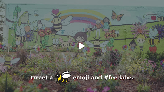 CATCH THE BUZZ - The Wildlife Society Partners with Feed a Bee to Plant 25 Million Flowers | Bee Culture