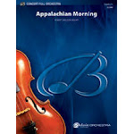 Alfred 00-43799 Appalachian Morning - Conductor Score & Parts