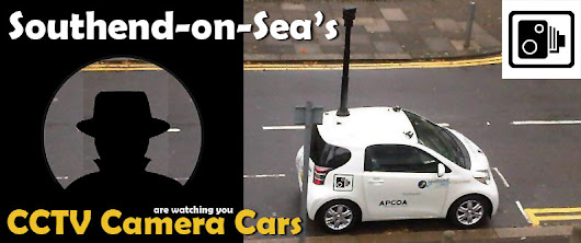 Southend's CCTV Camera Cars – A Scurge On Our Roads?
