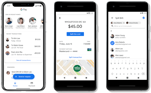 Google Pay app adds boarding pass support and a whole lot more