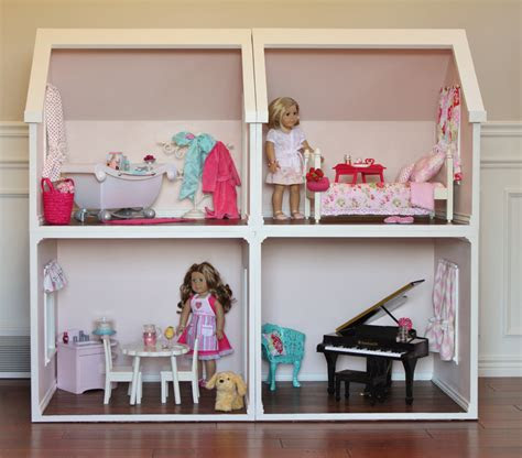doll house plans  american girl    dolls