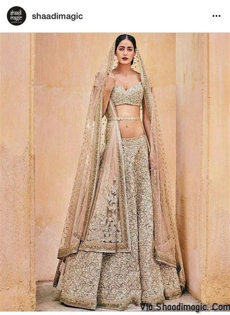 How much does a sabyasachi bridal lehenga cost?   Quora