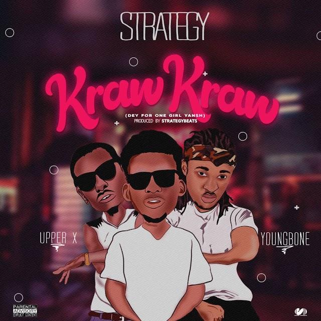 Kraw Kraw Challenge instrumental +hook (Prod. Strategybeat)