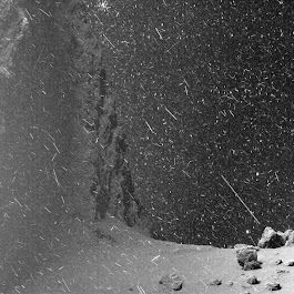I Can't Stop Watching This Amazing Animation from Comet 67P - Universe Today
