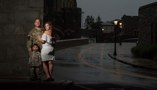 West Point Engagement | Latest Work