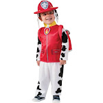 Rubies Costume Company Big Boys Paw Patrol Marshall Costume