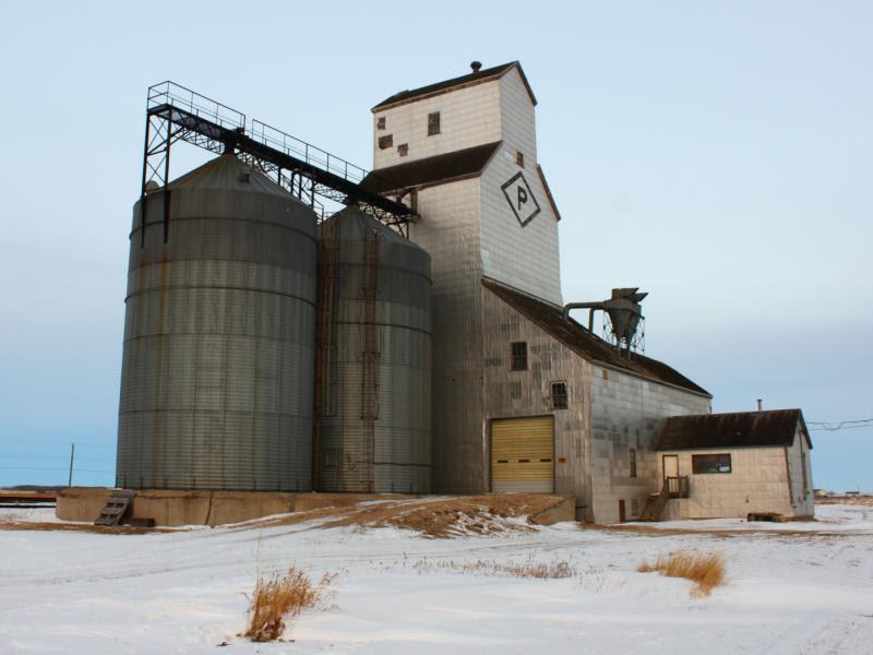 Marquette grain elevator