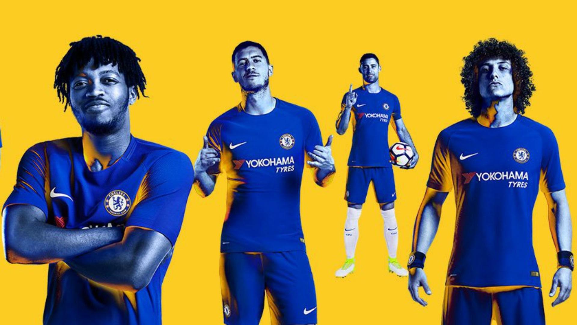 Daftar Wallpaper Chelsea 2018