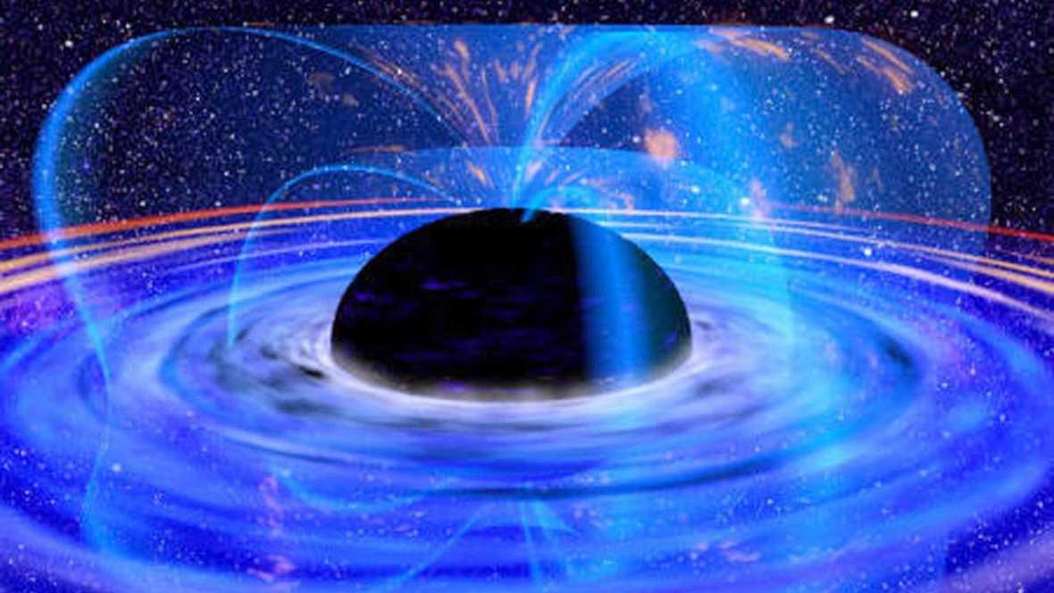 Los agujeros negros supermasivos se encuentran en el corazón de casi todas las galaxias.
