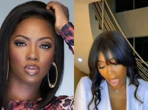 """""""Never Speak On It Again """" - Singer Tiwa Savage Says As She Shares New (Photos)"""