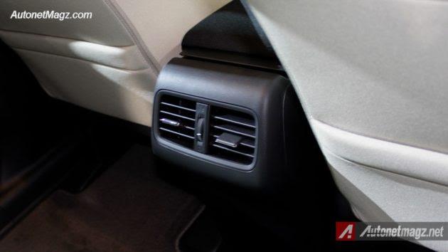 Ac-Belakang-Honda-CRV-Double-Blower
