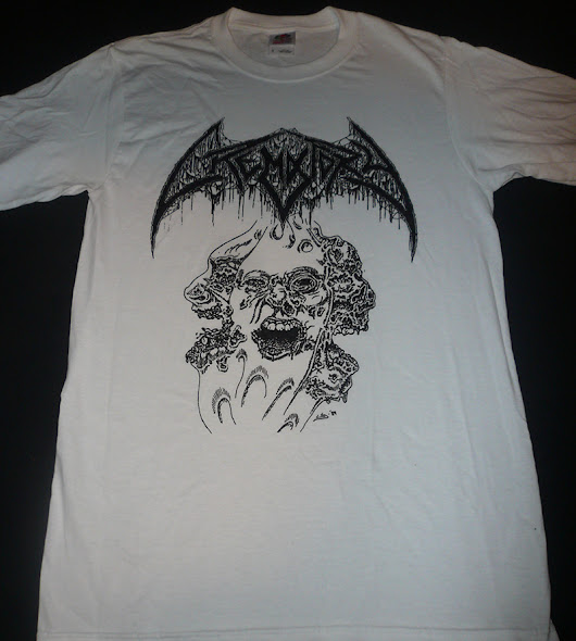 New T shirts Available from Crematory and Dripping | www.necroharmonic.com