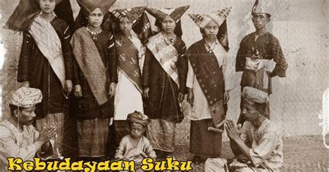 kebudayaan suku bangsa minangkabau