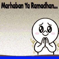 kumpulan gambar dp bbm ucapan menyambut ramadhan terbaru
