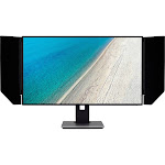 """Acer PE320QK bmiipruzx 31.5"""" 16:9 Color Accurate HDR 4K UHD Monitor"""