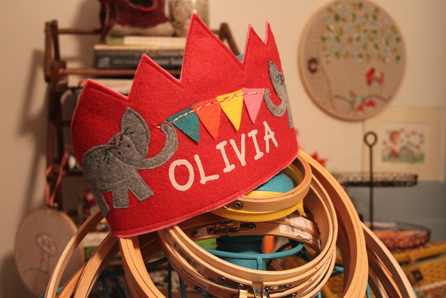 Olivia Crown