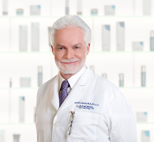 How Celebrity Dermatologist Dr. Lancer Found His Calling - Innovative Company
