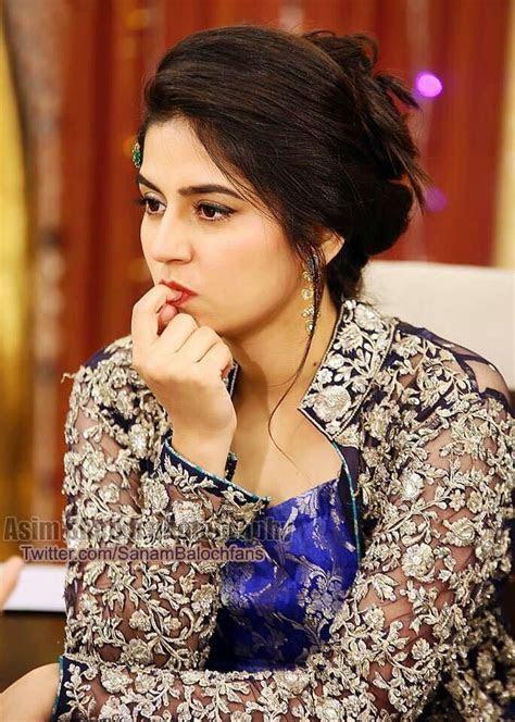 Sanam baloch   Celebs Fashion   Pakistani dresses
