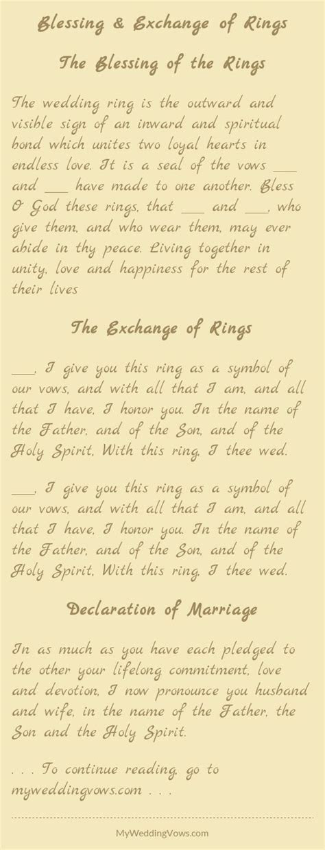 Blessing & Exchange of Rings in 2019   bohemian
