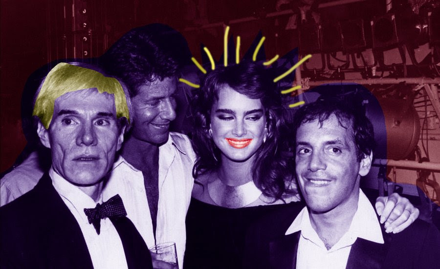 How to Collect Like Brooke Shields—Actress, Model, and Studio 54 Regular Turned Art Collector