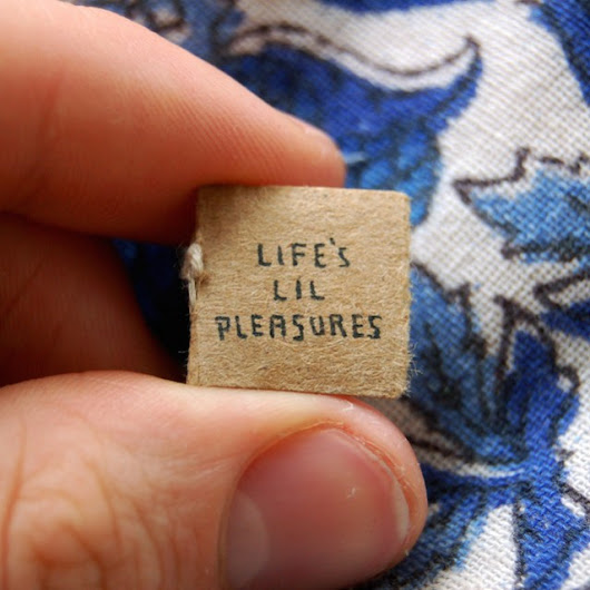 The Tiniest Book of Life's Lil Pleasures