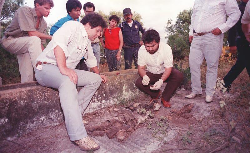 Matamoros human sacrifice cult