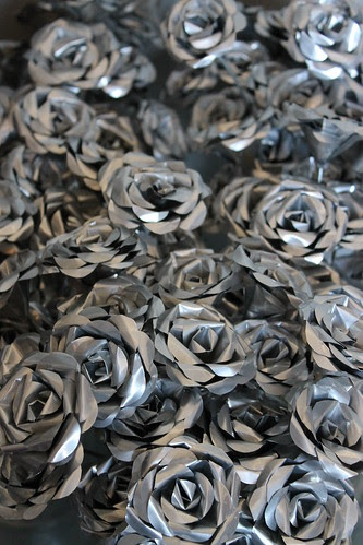 120 pop can roses