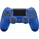 Sony DualShock 4 Bluetooth Controller for PS4 - Wave Blue