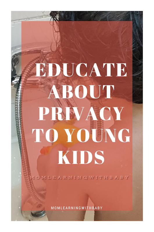 Educate about Privacy to Young Kids