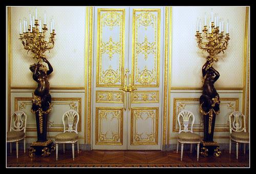 Assemblée Nationale - Salon du Départ